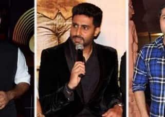 When Abhishek Bachchan was impressed by Himesh Reshammiya and Arijit Singh...