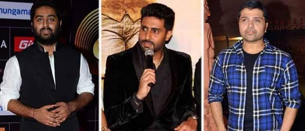 When Abhishek Bachchan was impressed by Himesh Reshammiya and Arijit Singh…