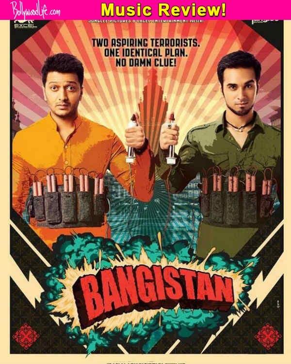 Bangistan music review: The soundtrack for Riteish Deshmukh – Pulkit Samrat laugh riot is funky!