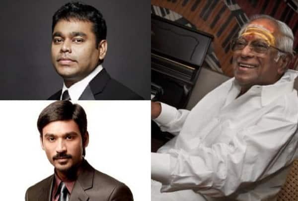 Dhanush, AR Rahman, Shruti Haasan condole legendary music composer MS Viswanathan's demise!