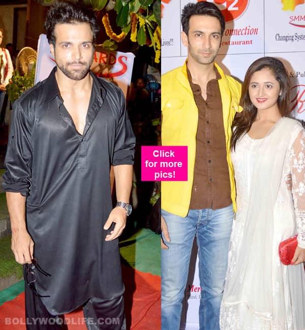 Nach Baliye 7's Rashami Desai- Nandish Sandhu and Rithvik Dhanjani attend an Iftar party together- view pics!