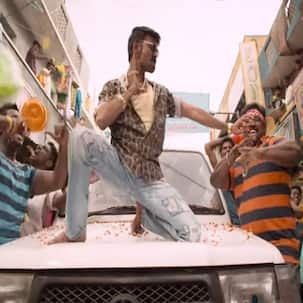 Maari song Tharalocal teaser: Dhanush's frenetic kuthu dance will get you grooving!
