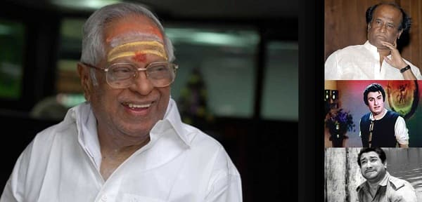 Did you know: MS Viswanathan was behind success of MGR, Sivaji, says Rajinikanth!