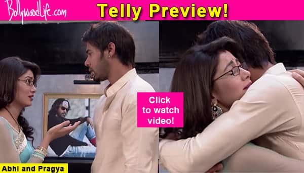 Kumkum Bhagya: Abhi and Pragya become friends, while Tanu reveal her pregnancy news to Daadi – watch video!