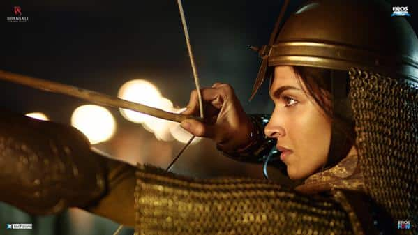 Here's how Deepika Padukone prepared for her role in Sanjay Leela Bhansali's Bajirao Mastani…