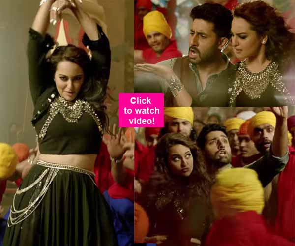 All Is Well song Nachan Farrate: Sonakshi Sinha's hatke item number will get you grooving!