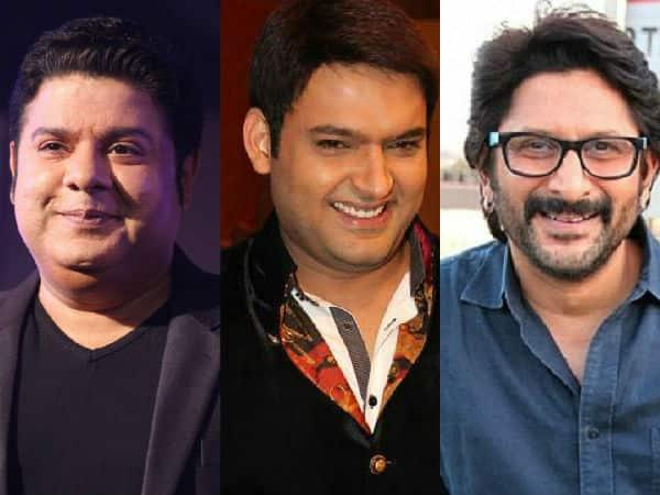 After Arshad Warsi, Sajid Khan to host Kapil Sharma's Comedy Nights With Kapil!