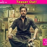 Raees teaser: Shah Rukh Khan will leave you spell bound with his enigmatic don avatar!