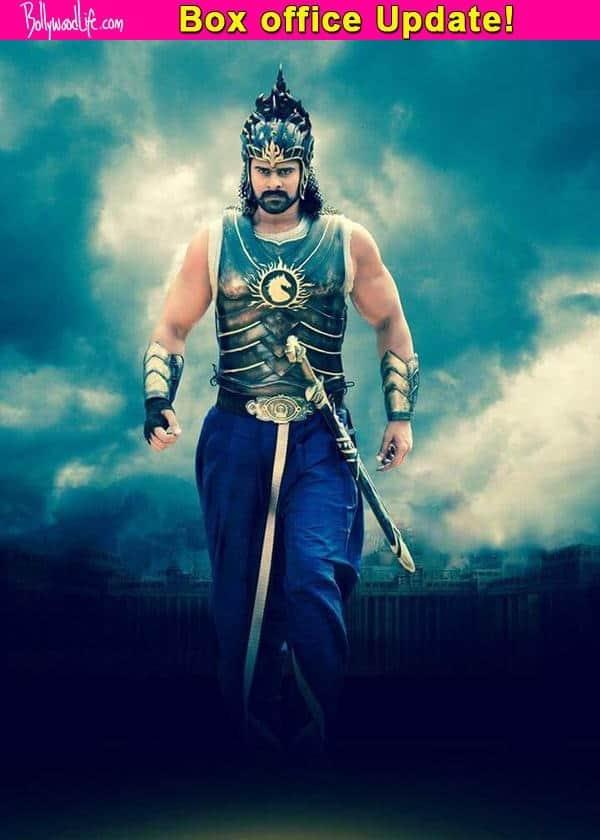 Baahubali box office update: Hindi dubbed version of SS Rajamouli's film grosses Rs 54.27 crore!