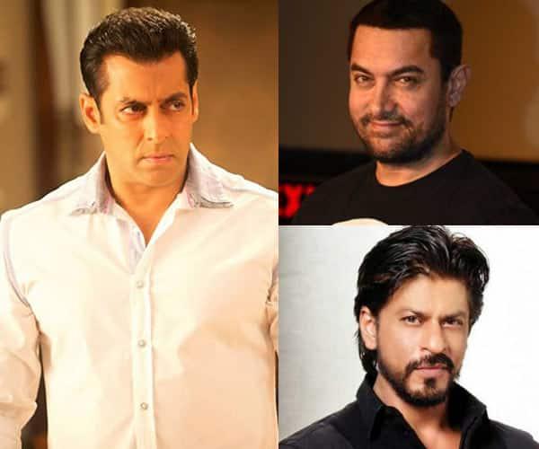Salman Khan fails to beat Shah Rukh and Aamir Khan in the box office race!