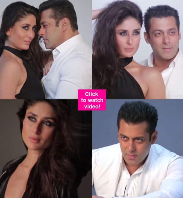 Salman Khan and Kareena Kapoor Khan show how to turn on the heat – watch video!