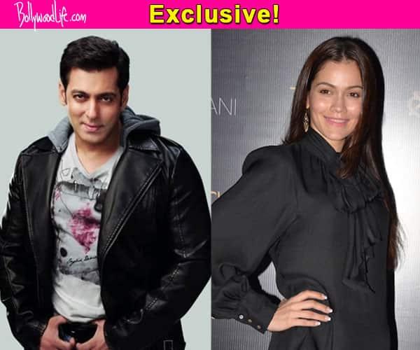 Shah Rukh Khan's Fan heroine Waluscha D'Souza was a superhit at Salman Khan's Eid party!