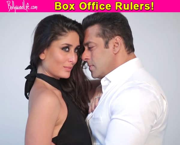 Here's why Salman Khan and Kareena Kapoor are the King and Queen of the box office!