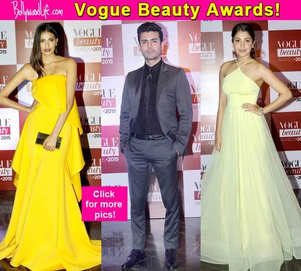 Vogue Beauty Awards: Fawad Khan, Anushka Sharma, Athiya Shetty impress with their style!