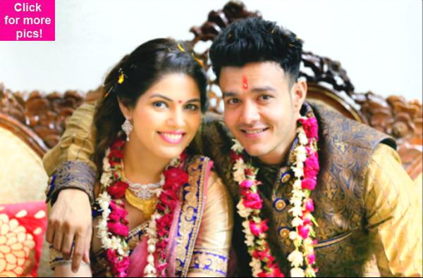 Yum Hai Hum's Aniruddh Dave gets engaged to Shubhi Ahuja!