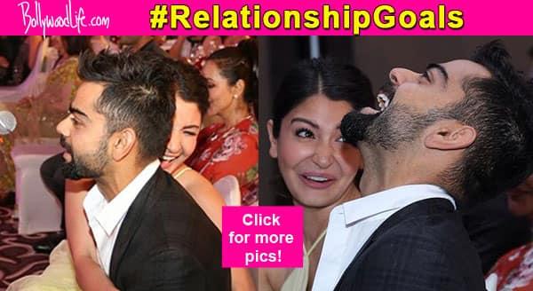 Anushka Sharma and Virat Kohli's PDA at Vogue Beauty Awards will make you regret your single status!