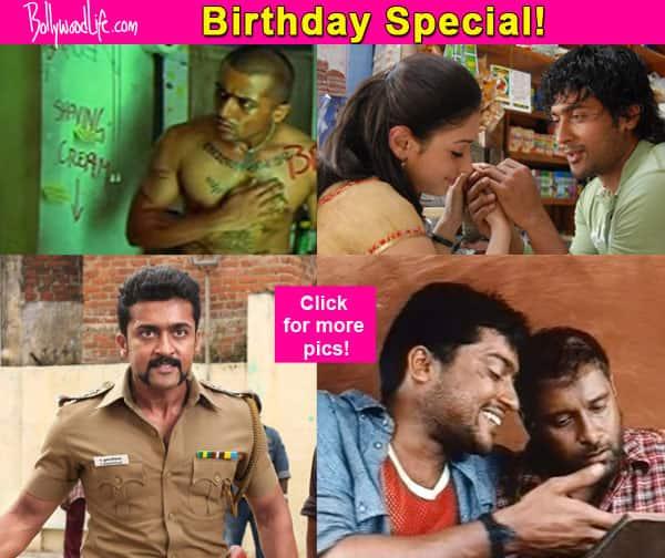 Kaakha Kaakha, Ayan, Ghajini – 7 movies that made Suriya the Singam of Kollywood!