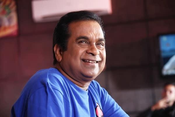 Telugu comic hero Brahmanandam now charges Rs 1 crore!