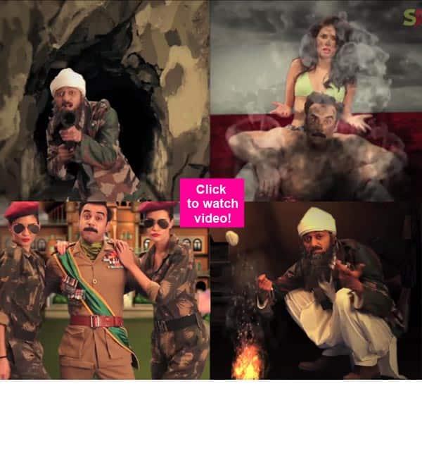 Riteish Deshmukh and Pulkit Samrat's Osama Vs Saddam epic rap battle will make go ROTFL – watch video!