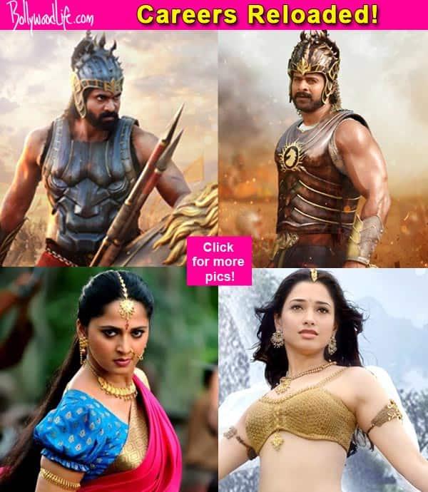 Here's how Prabhas, Tamannaah, Rana Daggubati and Anushka Shetty benefited from success of Baahubali!