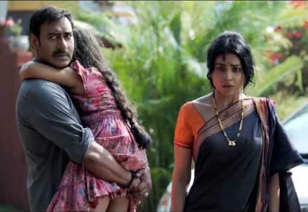 Scene involving a woman being slapped cut from Ajay Devgn- Shriya Saran's Drishyam!