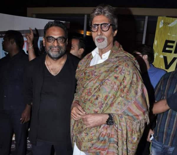 Who's been paired opposite Amitabh Bachchan in R Balki's next starring Kareena Kapoor Khan and Arjun Kapoor?