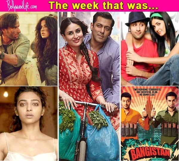 Salman Khan's Bajrangi Bhaijaan breaks box office records, Phantom trailer out, Katrina Kaif does not plan to marry Ranbir Kapoor – top news makers of the week!