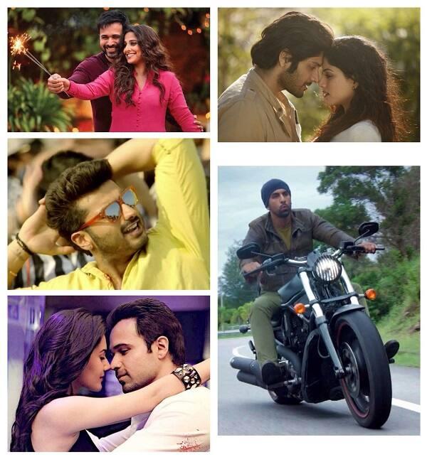 Ranbir Kapoor's Roy, Arjun Kapoor's Tevar, Emraan Hashmi's Hamari Adhuri Kahani – 5 FLOP films with HITsongs!