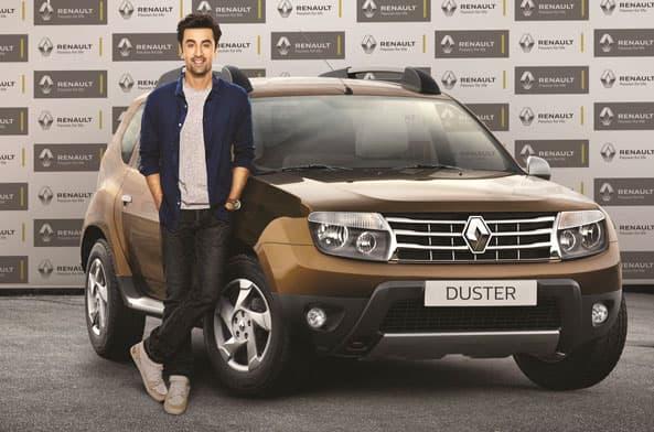 Ranbir Kapoor's newest ride!