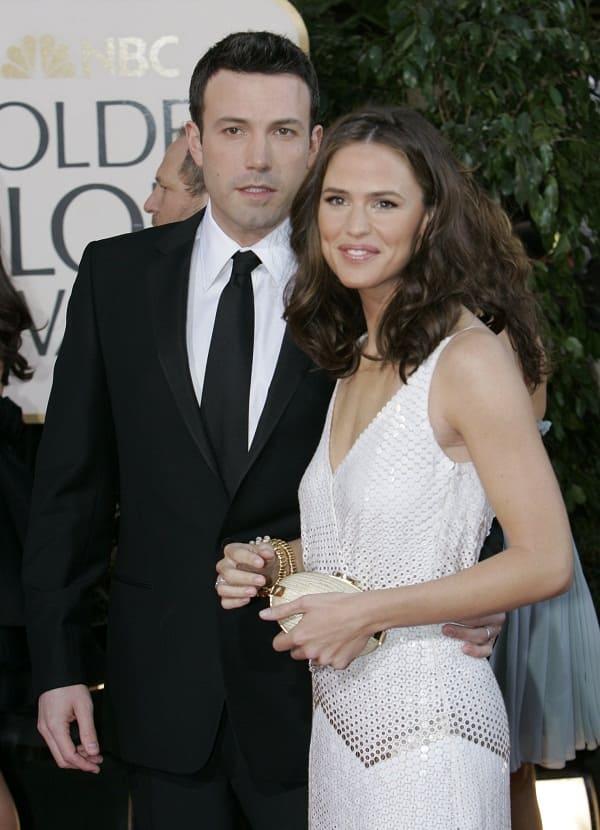 Ben Affleck and Jennifer Garner giving their marriage a