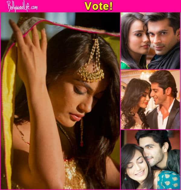 Qubool Hai's Surbhi Jyoti romances 8 men – Karan Singh Grover or Karanvir Bohra – Who is her hottest partner? Vote!