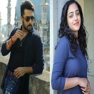 O Kadhal Kanmani actress Nitya Menen to romance Suriya in 24