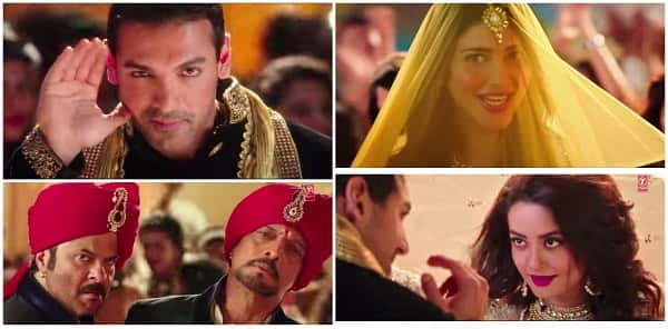 Welcome Back song Tutti bole wedding di: You can give this Shruti Haasan-John Abraham-Surveen Chawla song a miss!