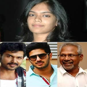 Did you know: R Parthiban's daughter is assisting Mani Ratnam for Dulquer Salmaan-Karthi's film!