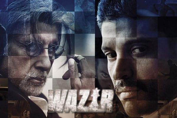 Amitabh Bachchan-Farhan Akhtar's Wazir to release on December 4