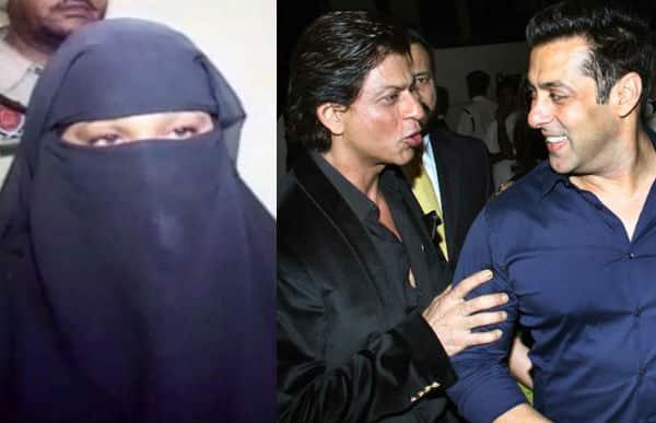 Salman Khan and Shah Rukh Khan's lady fan illegally crosses border to meet them!