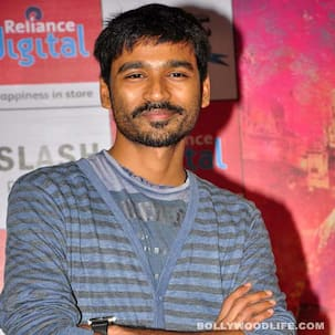 Dhanush donates Rs 5 lakh to help an old actress!
