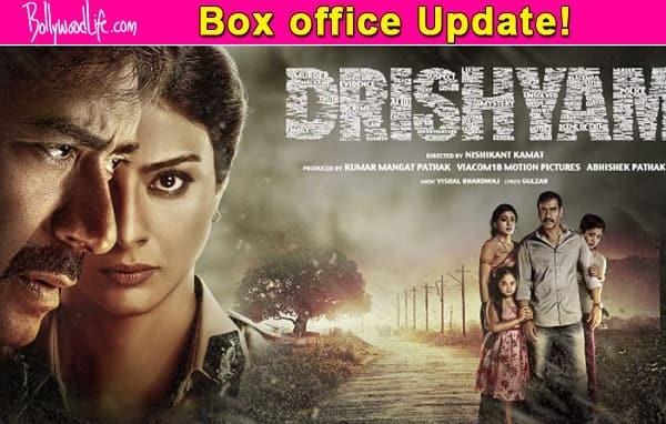 Drishyam box office report: The Ajay Devgn – Tabu starrer is off to a slow start