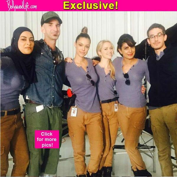 Desi girl Priyanka Chopra to host her Quantico cast in India?