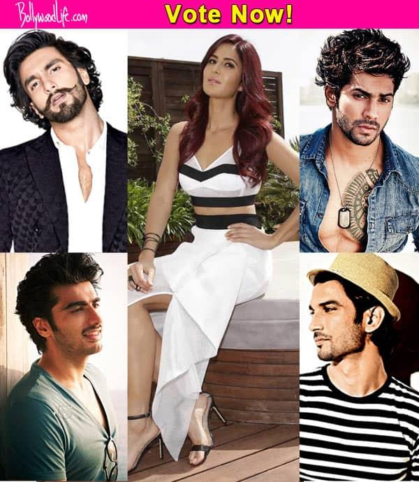 Ranveer Singh, Arjun Kapoor or Varun Dhawan – who should be paired opposite Katrina Kaif? Vote!