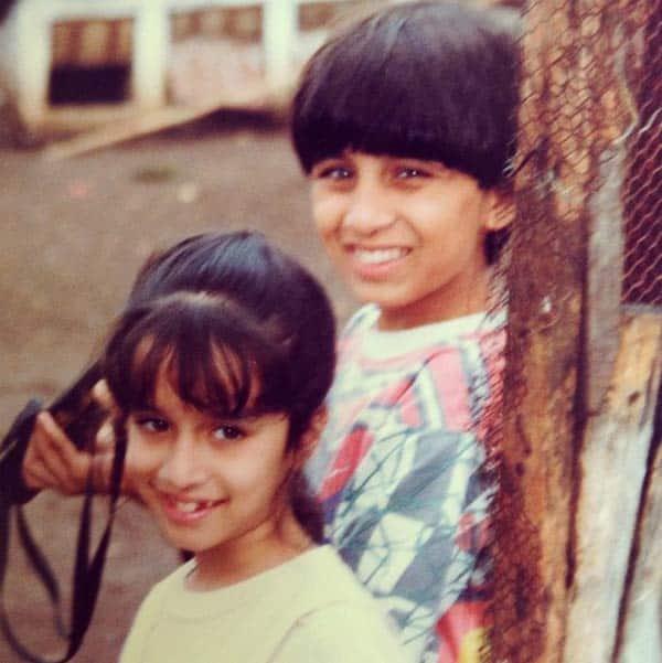 5 childhood pics of Shraddha Kapoor that'll make you fall ...