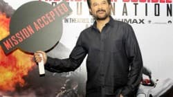 Anil Kapoor praises Tom Cruise after holding a special screening of Mission Impossible: Rogue Nation-view pics!