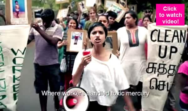Chennai rapper Sofia Ashraf's amazing rap number blasts Unilever for poisoning Kodaikanal – watch video!