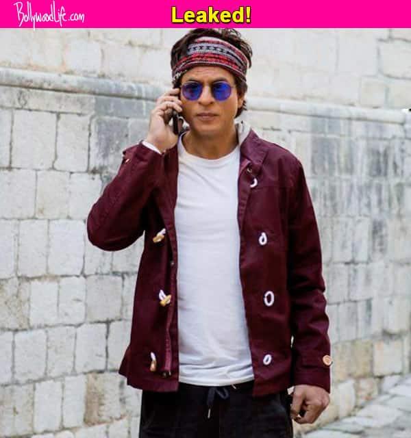 Leaked: Shah Rukh Khan shooting for Fan – watchvideo!