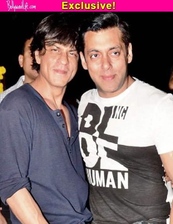 Shah Rukh Khan played a cameo in Salman Khan's Bajrangi Bhaijaan