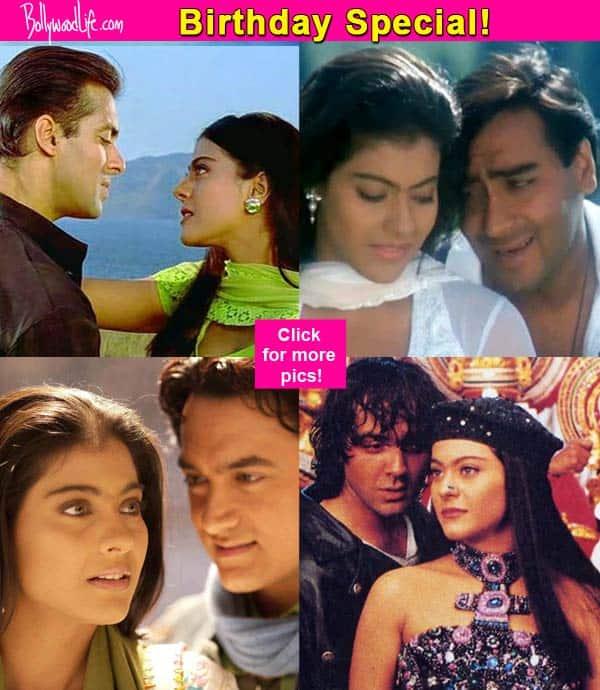 When Kajol looked beyond Shah Rukh Khan and conquered box-office with Salman Khan, Akshay Kumar, Ajay Devgn