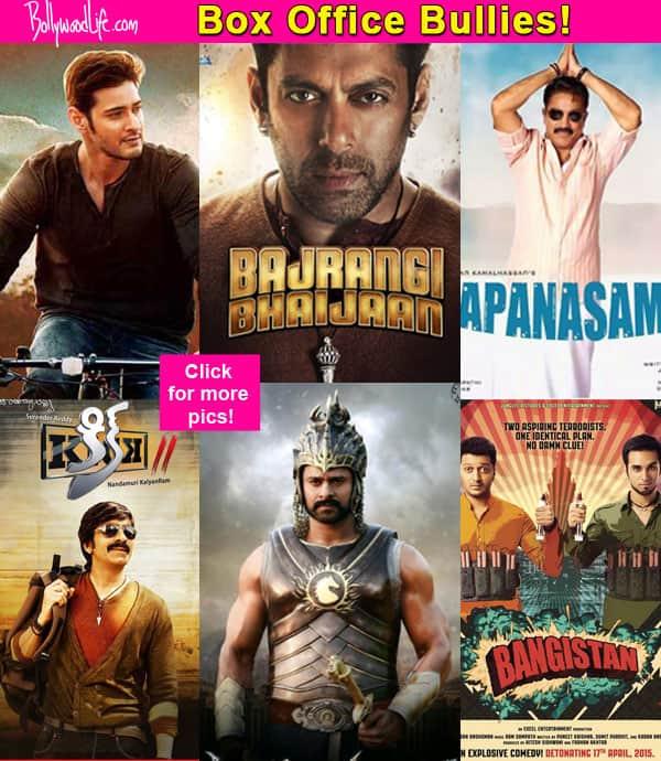Bangistan, Srimanthudu, Kick 2 – 5 films which got scared of Salman Khan's Bajrangi Bhaijaan and Prabhas' Baahubali!