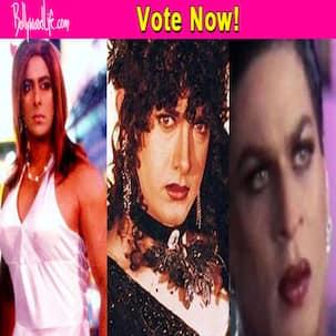 Salman Khan, Shah Rukh Khan or Aamir Khan - which actor is the best in a drag?