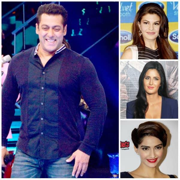 Katrina Kaif, Kareena Kapoor Khan, Sonam Kapoor, Jacqueline Fernandez – 5 actresses who benefited from Salman Khan!