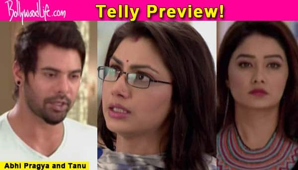 Kumkum Bhagya: Forget Abhi and Pragya, just look at Tanu! Watch video